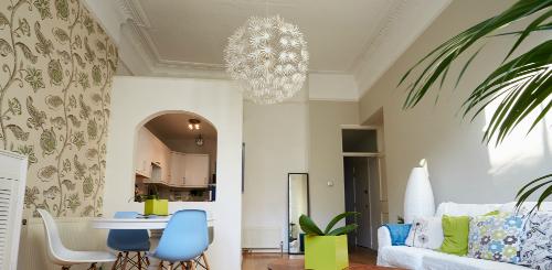 Plasterboard stopping in homes by Gavin Lambert Decorators