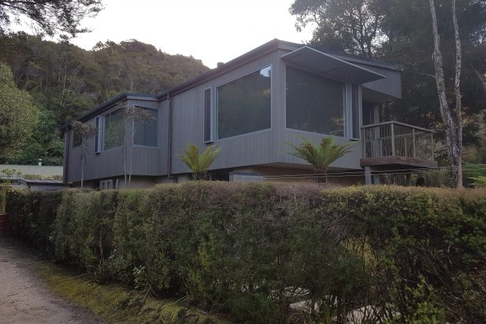 Painting exterior of homes to blend with nature in Nelson Tasman