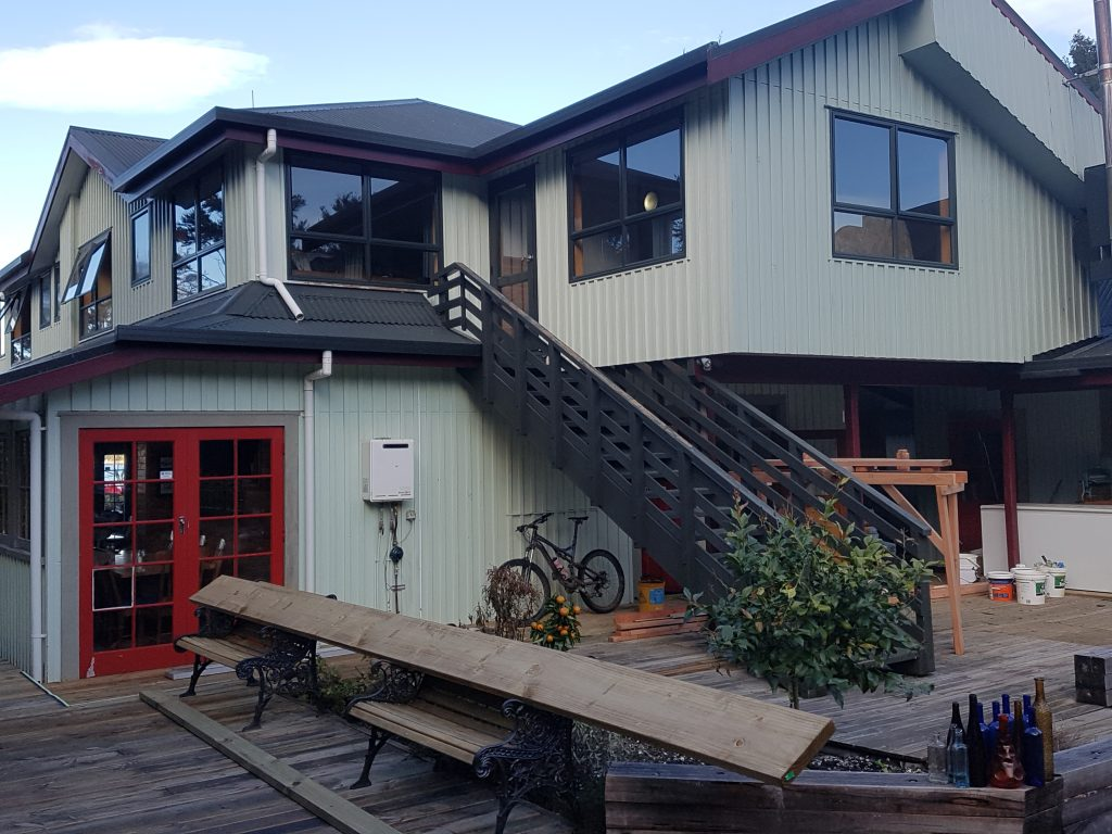 House and deck painting by Lambert Decorators